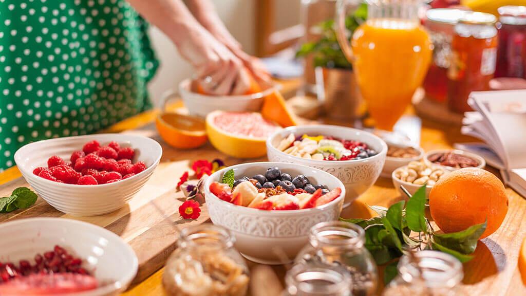 kitchen-fresh food